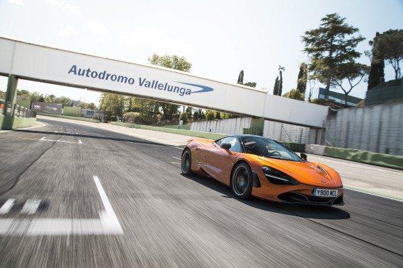 1443970 mclaren 720s - Banc d'essai - McLaren 720S angleterrre : défi à Ferrari