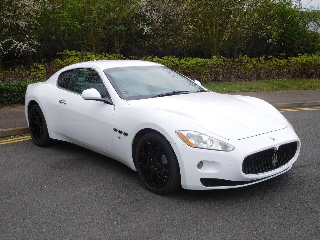 Maserati Granturismo 4.2 2dr