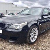 34345 170x170 - BMW 5 SERIES 5.0 M5 SMG 501 BHP
