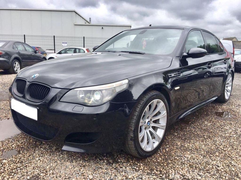 BMW 5 SERIES 5.0 M5 SMG 501 BHP