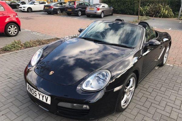 56765 600x400 - Porsche Boxster 2.7 987 Convertible Tiptronic S