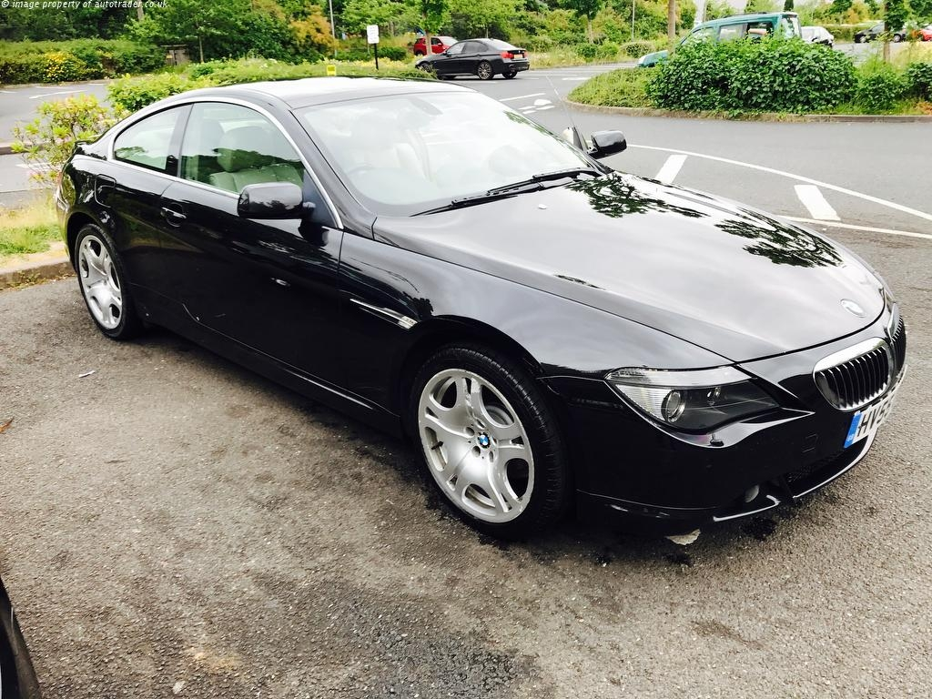 BMW 6 SERIES 4.4 645Ci Auto 2dr