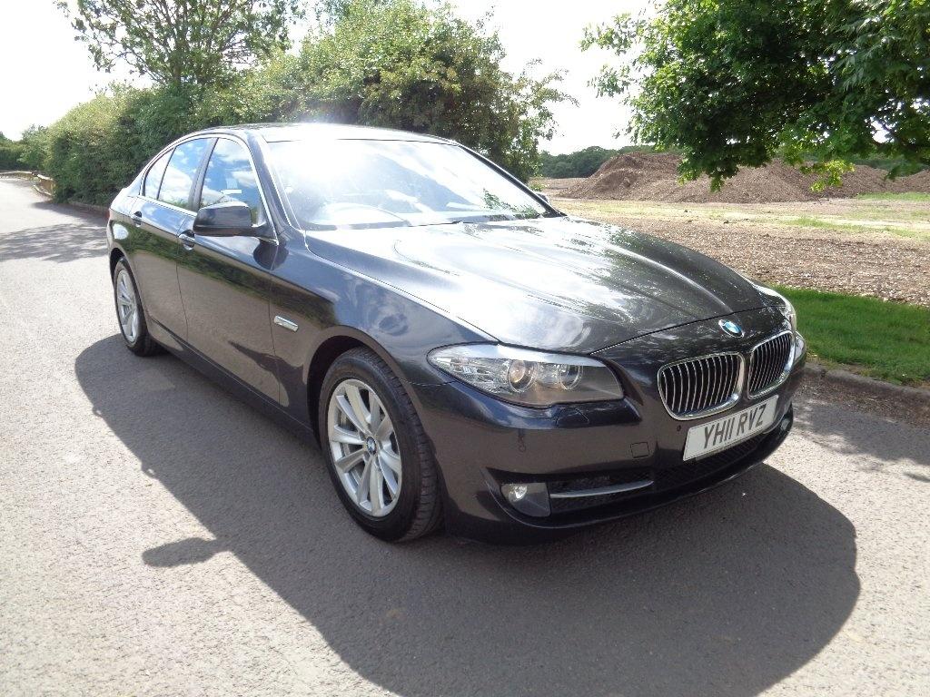 BMW 5 SERIES 2.0 520d