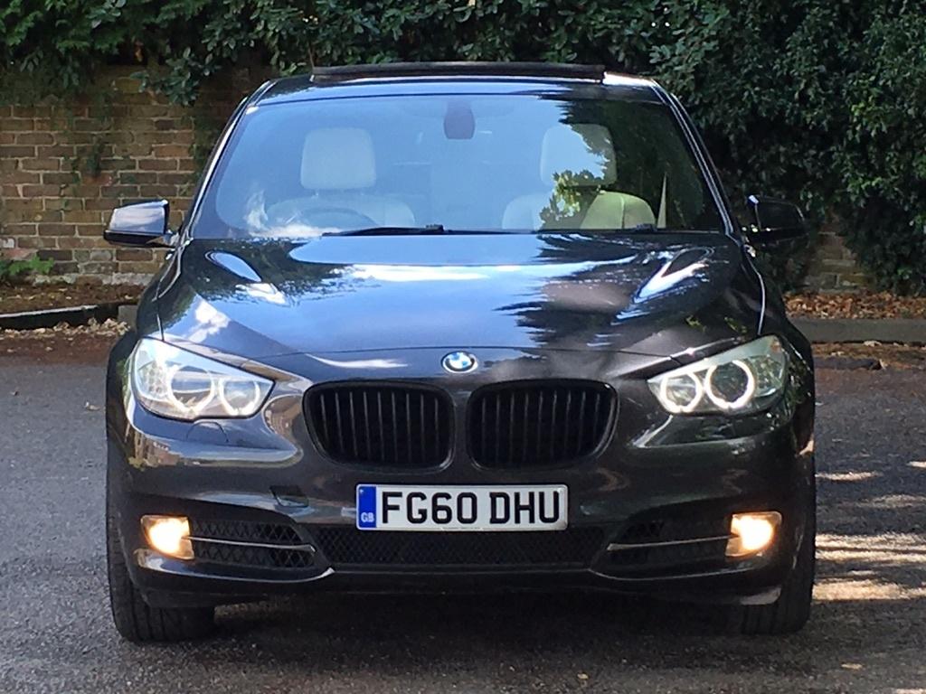 BMW 5 SERIES GRAN TURISMO 3.0 530d