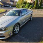 1 3 150x150 - Nissan skyline r34 gtt 2.5 turbo RHD Conduite a Droite