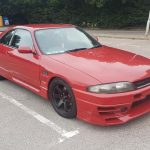1 4 150x150 - Nissan Skyline GTST 95 2.5 Turbo RHV Conduite a Droite