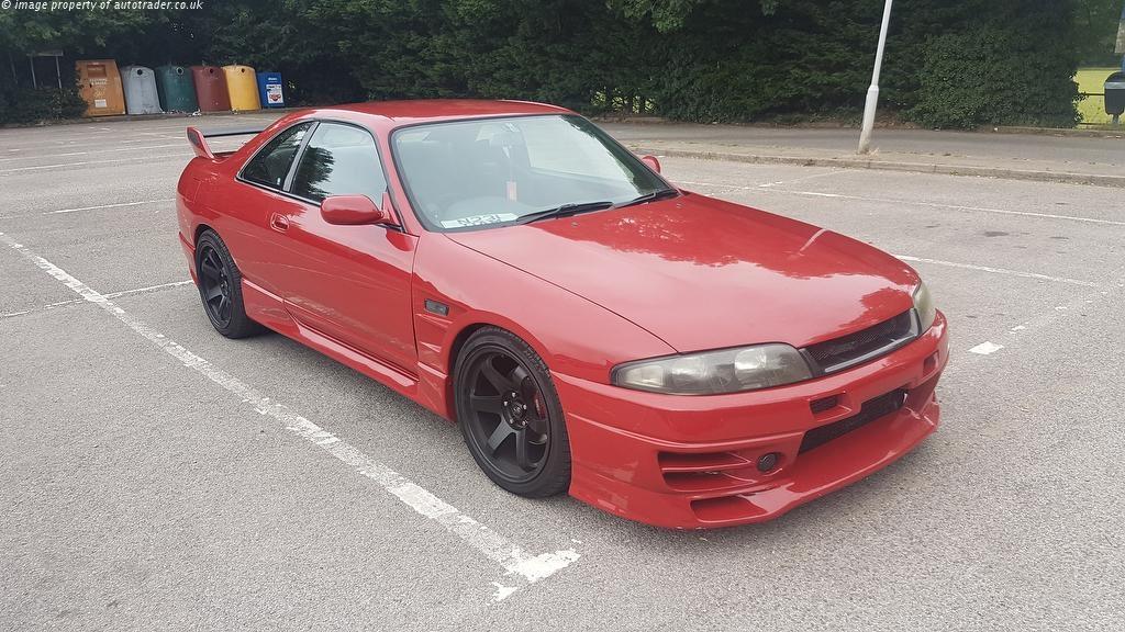 Nissan Skyline GTST 95 2.5 Turbo RHV Conduite a Droite
