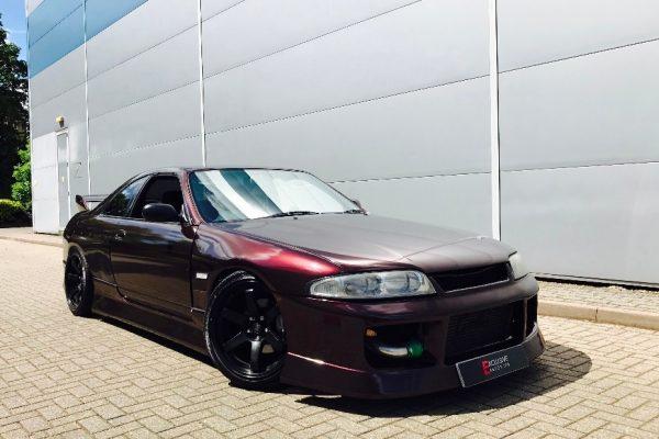 1 7 600x400 - Nissan Skyline R33 2.5 GTST Turbo