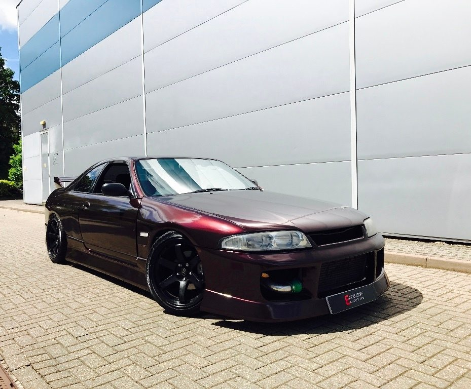 Nissan Skyline R33 2.5 GTST Turbo