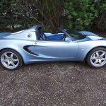 11 3 150x150 - Lotus Elise 1.8 2dr S2 RACETECH RHD Conduite a droite