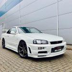 12 4 150x150 - Nissan Skyline R34 2.5 GTT