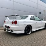 132 150x150 - Nissan Skyline R34 2.5 GTT Turbo RHD Conduite a Droite