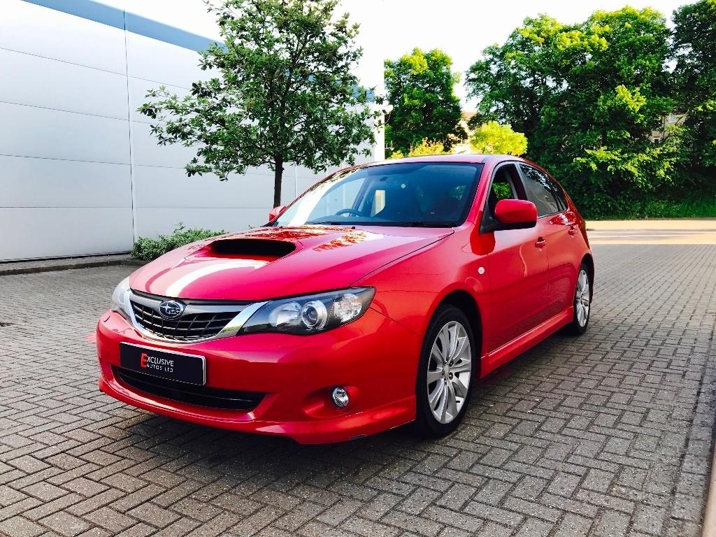 Subaru Impreza 2.5 WRX RHD Conduite A Droite
