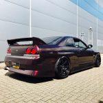 2 13 150x150 - Nissan Skyline R33 2.5 GTST Turbo