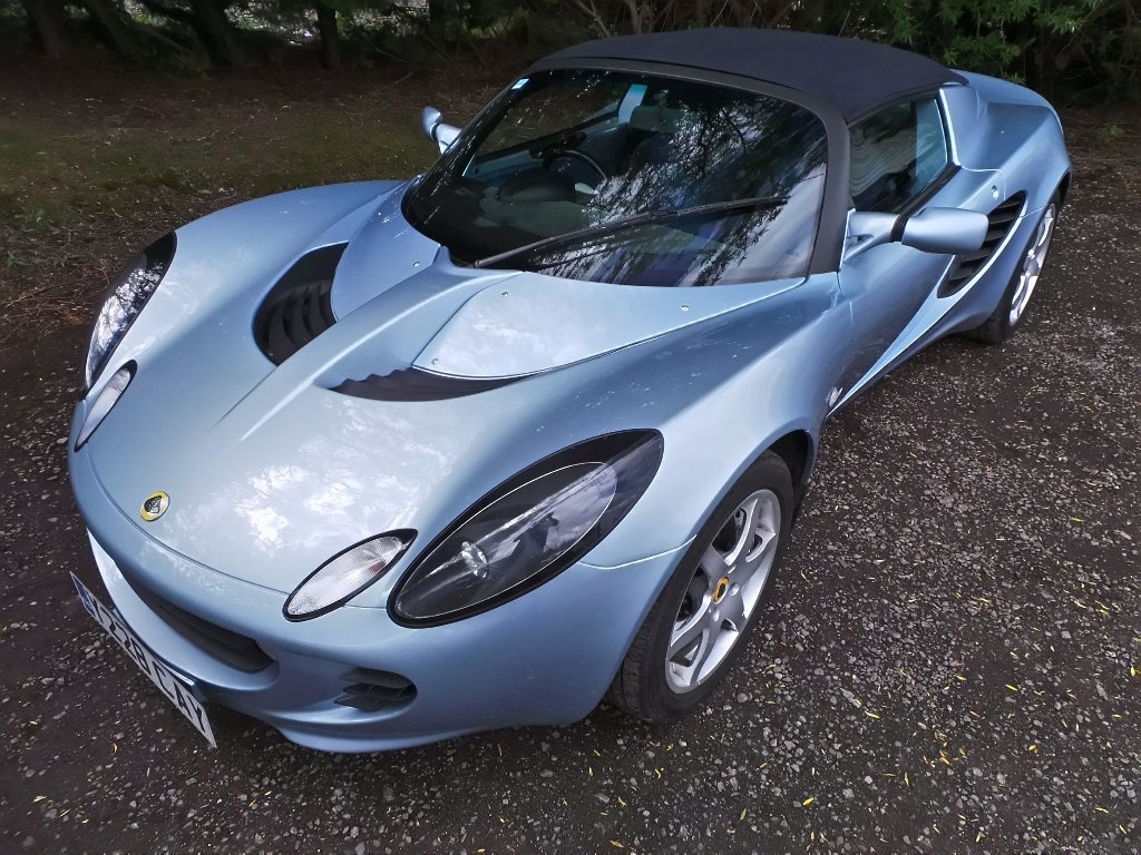 lotus elise 1 8 2dr s2 racetech rhd conduite a droite ukauto achat auto angleterre import. Black Bedroom Furniture Sets. Home Design Ideas