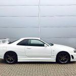 323 5 150x150 - Nissan Skyline R34 2.5 GTT
