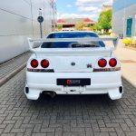 6 11 150x150 - Nissan Skyline R33 2.6 GTR Turbo V SPEC RHD Conduite a Droite