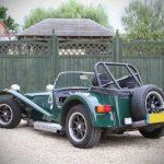 6 12 150x150 - Caterham Seven Classic 1.6 RHD Conduite a Droite