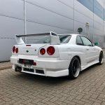 media 20 150x150 - Nissan Skyline R34 2.5 GTT Turbo RHD Conduite a Droite