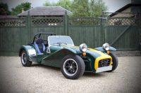 Caterham Seven Classic 1.6 RHD Conduite a Droite