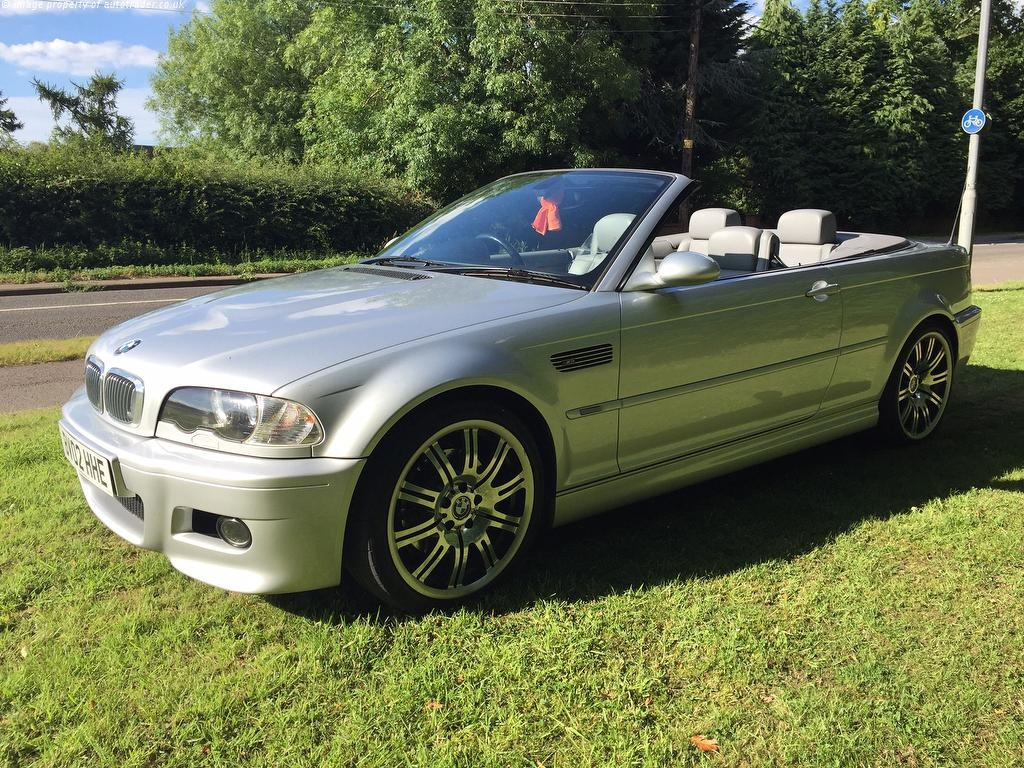 BMW M3 E46 SMG2 RHD Conduite a Droite