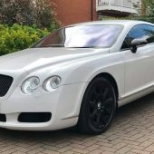 C3 2 170x170 - Bentley Continental 6.0 GT 2dr