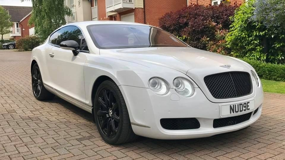 bentley continental 6 0 gt 2dr ukauto achat auto angleterre import voiture d occasion royaume. Black Bedroom Furniture Sets. Home Design Ideas