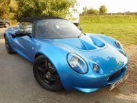 Lotus Elise 1.8 2dr