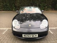Porsche Boxster 3.2 Edition Convertible 2dr Essence Tiptronic S