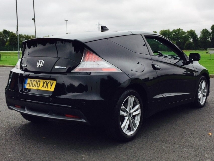 honda cr z 1 5 ima hybrid sport 3dr ukauto achat auto angleterre import voiture d occasion. Black Bedroom Furniture Sets. Home Design Ideas