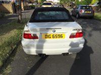 BMW M3 3.2 2dr