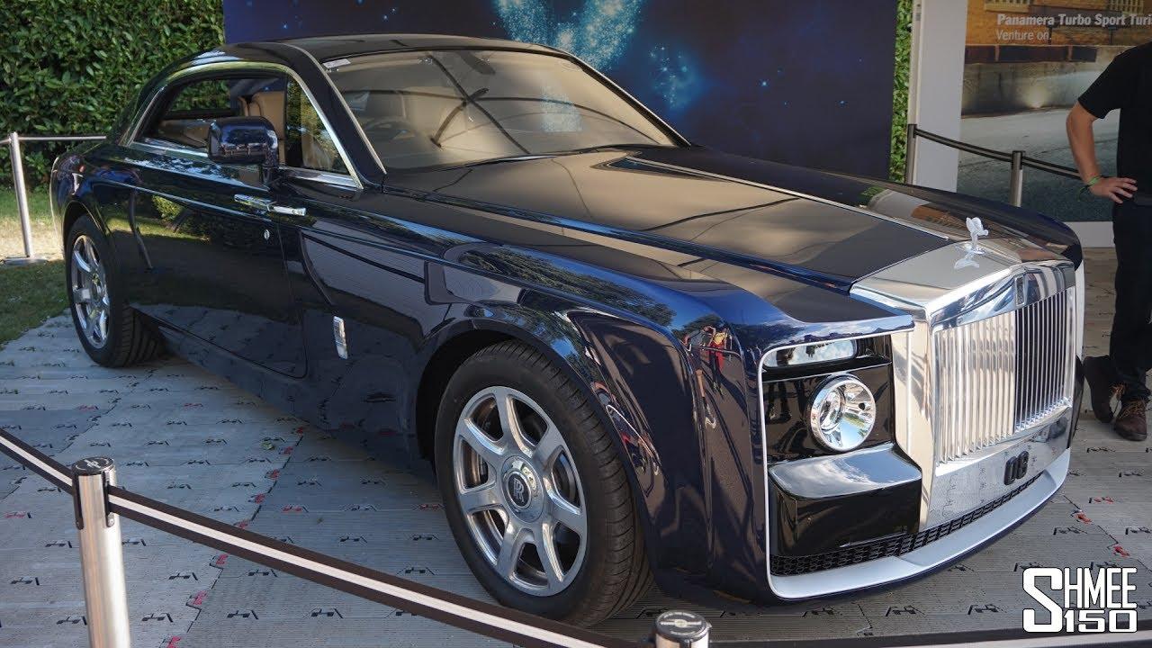 2unjkpvy8rq - La voiture la plus chère du monde imaginée par Rolls-Royce Sweptail