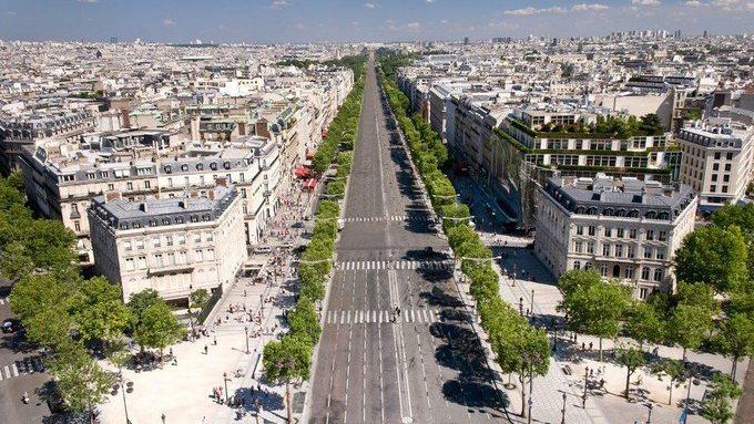 fin voiture paris - La fin des voitures à Paris en 2030, est-ce possible ?