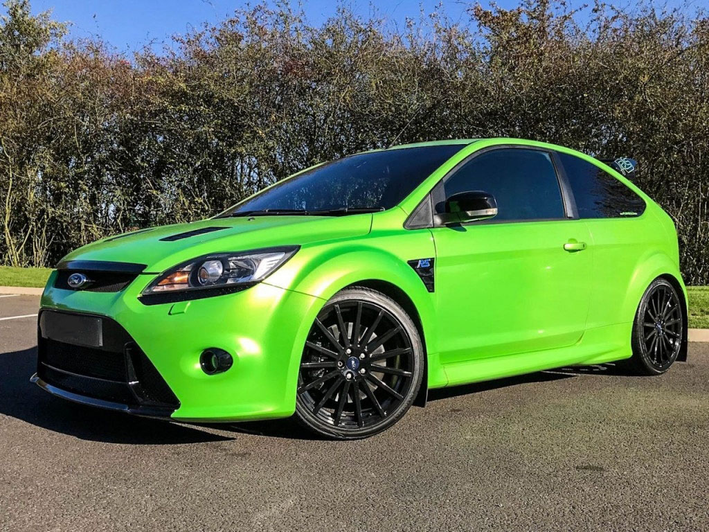 0 1 - Ford Focus 2.5 RS 3d 300 BHP FSH