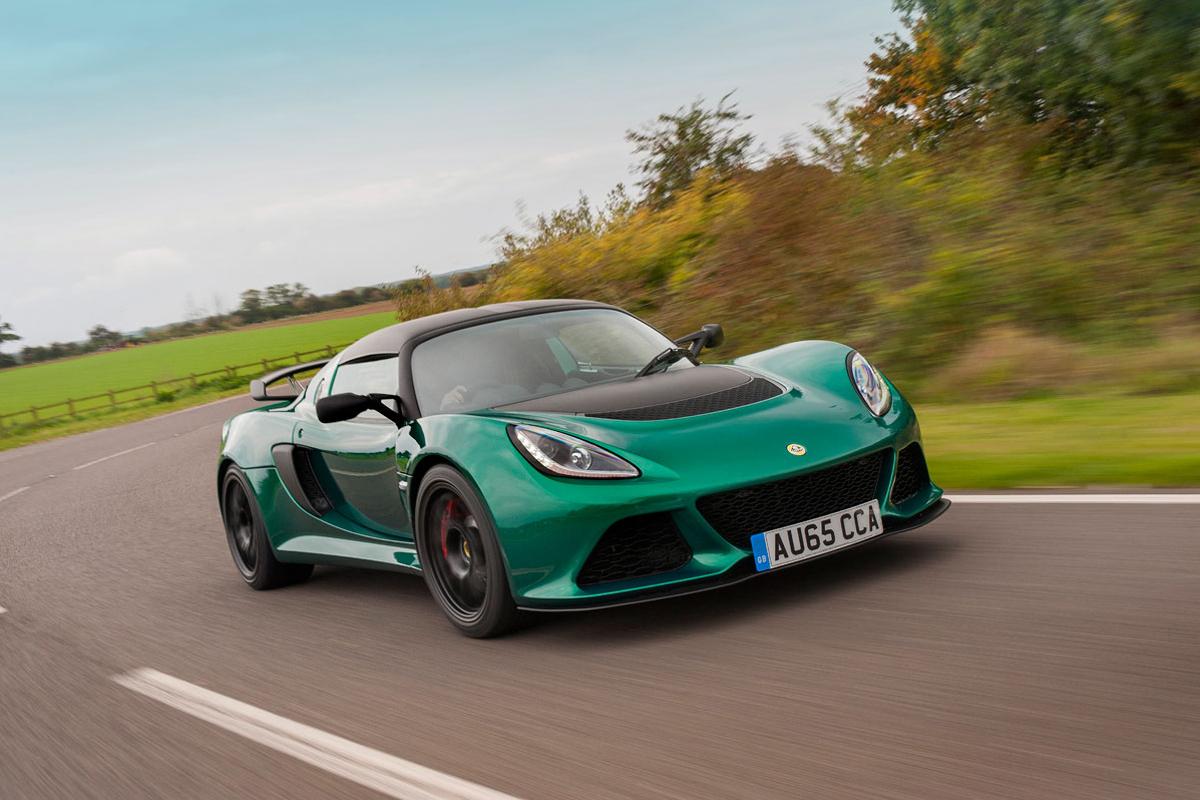 Lotus Exige Sport - Blog UKauto : Importation de véhicule
