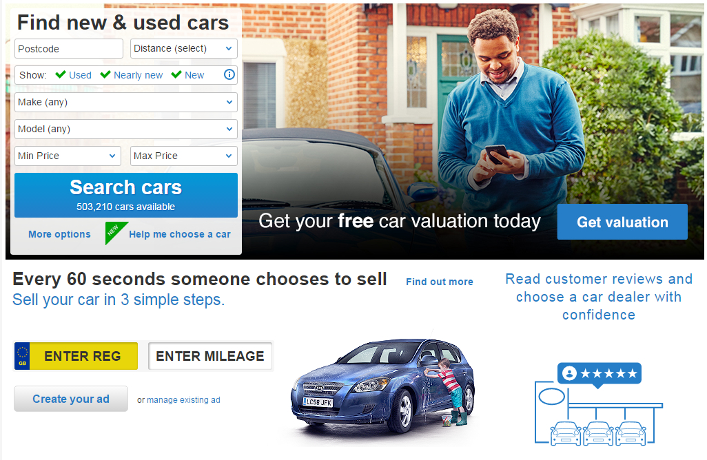 auto trader - Le Site voiture occasion en angleterre