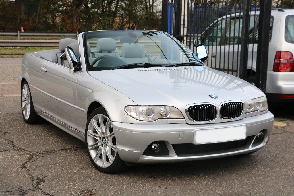 b2 - BMW 3 Series 3.0 330Ci SE 2dr