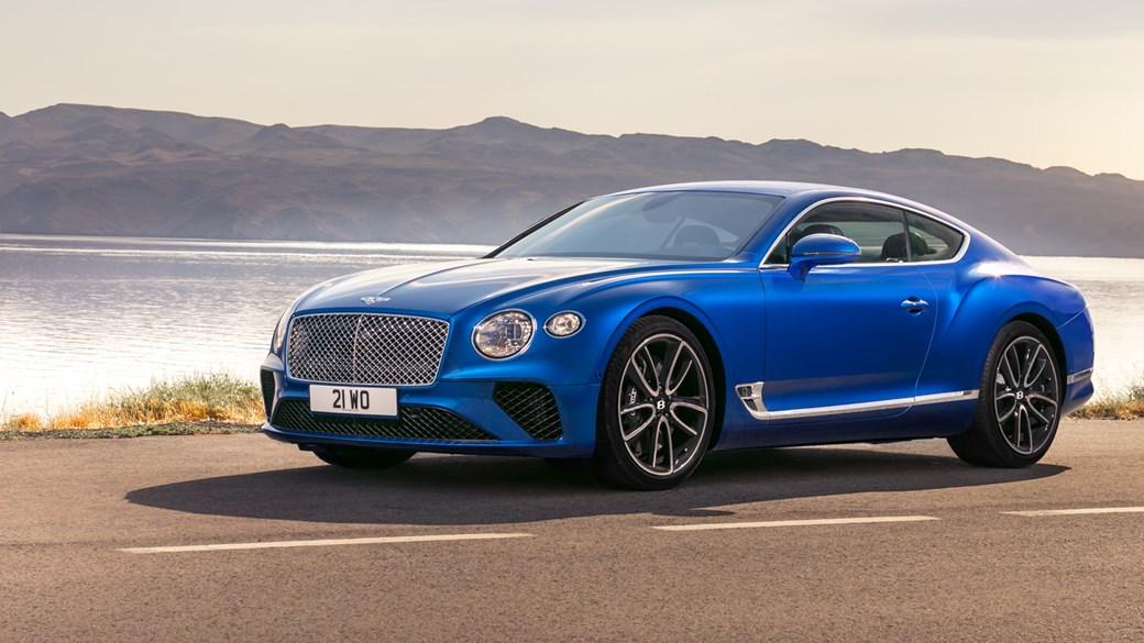 bentley conti gt 2017 01 - La voiture en angleterre que l'ont attend nouvelle Bentley Continental GT
