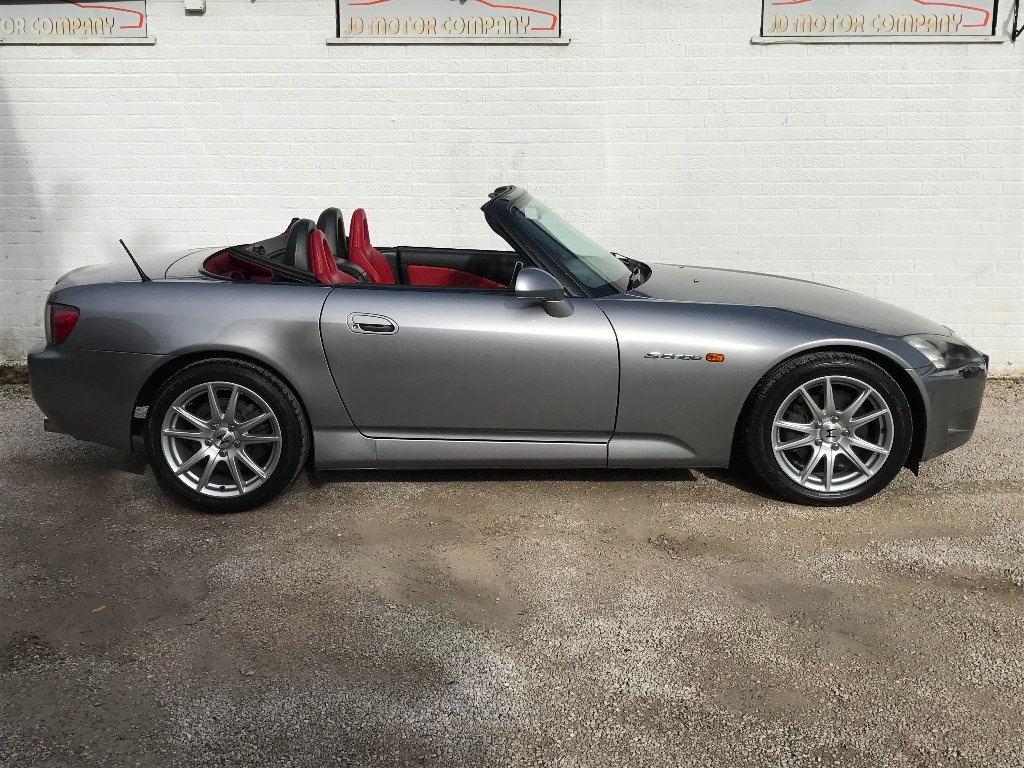 honda s2000 2 0 roadster 2dr ukauto achat auto angleterre import voiture d occasion royaume. Black Bedroom Furniture Sets. Home Design Ideas