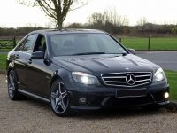 Mercedes-Benz C Class C63 4dr Auto 6.2