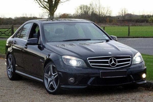 me1 600x400 - Mercedes-Benz C Class C63 4dr Auto 6.2