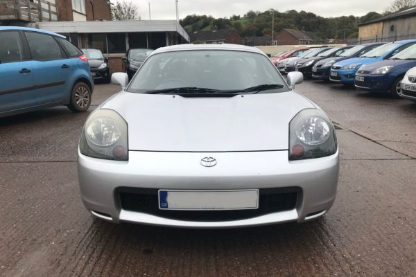 mr2 600x400 - Toyota MR2 1.8 VVT-i Roadster 2dr