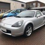 mr3 150x150 - Toyota MR2 1.8 VVT-i Roadster 2dr