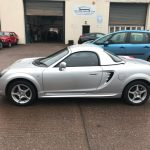 mr4 1 150x150 - Toyota MR2 1.8 VVT-i Roadster 2dr