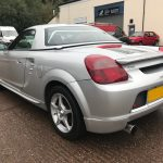 mr5 150x150 - Toyota MR2 1.8 VVT-i Roadster 2dr