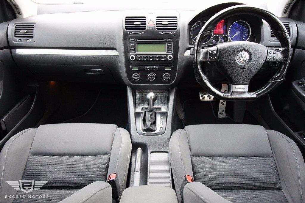 volkswagen golf 3 2 v6 r32 dsg 4motion 5dr ukauto achat auto angleterre import voiture d. Black Bedroom Furniture Sets. Home Design Ideas
