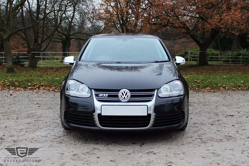 w6 - Volkswagen Golf 3.2 V6 R32 DSG 4MOTION 5dr