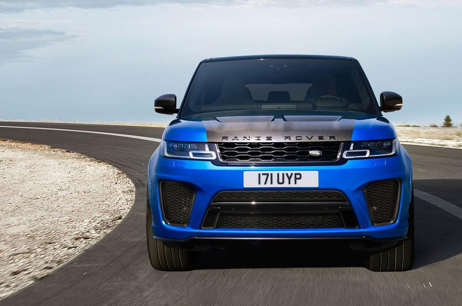 2018 range rover sport svr 3 - Automobile anglaise la Range Rover Sport SVR video
