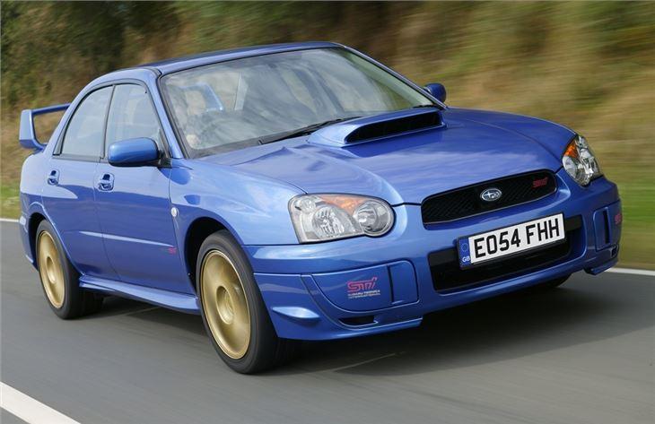 Subaru Impreza WRX 2002 1 - Subaru moins cher en importation angleterre
