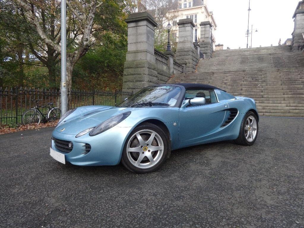 a1 7 - Lotus Elise 1.8 2dr